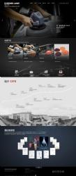 台州网络公司|佳源网页设计为浙江承康机电制造有限公司开发制作的网站